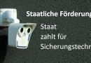 """KfW-Förderprogramm """"Einbruchschutz"""""""