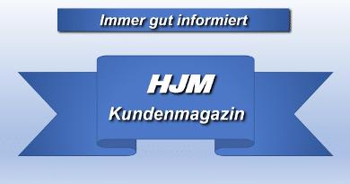 HJM Kundenmagazin